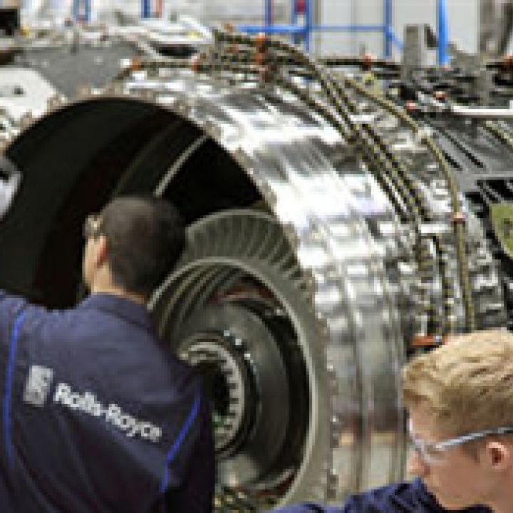 Rolls-Royce look to design workshop for cadets